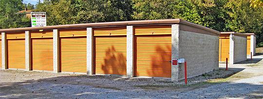 Storage units
